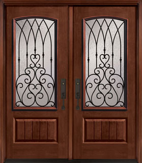 A beautifully crafted exterior door is the eyes and soul of a home. Fibreglass doors create a distinct impression add instant curb appeal and value to your ... : fibreglass doors - pezcame.com